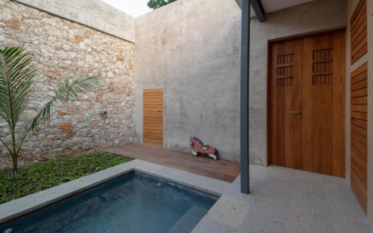 Hacienda Mexico - Itzimna Townhouse