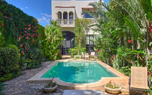 Hacienda Mexico - Villa Jardin 49
