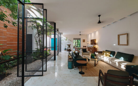 Hacienda Mexico - Simply Elegant in Merida's Historic Center