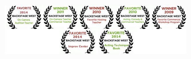 award winning acting classes LA