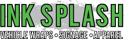 Ink Splash Vehicle Wraps, Signage & Apparel – Print Shop