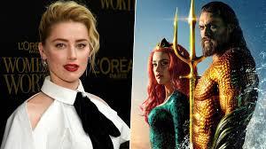 Aquaman 2: Amber Heard Fired From Jason Momoa's Blockbuster Franchise  Following the Johnny Depp Row?