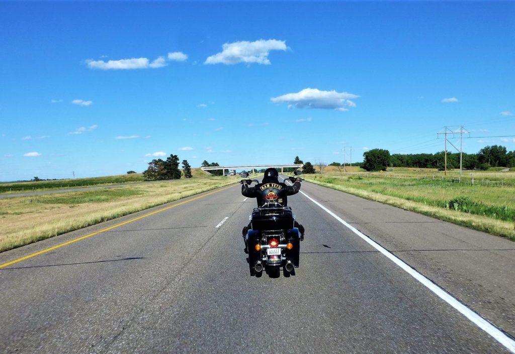 It's a Long Road in Nebraska