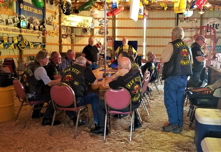 NR 2018 - Officers Meet'n, Takin' Care of Business