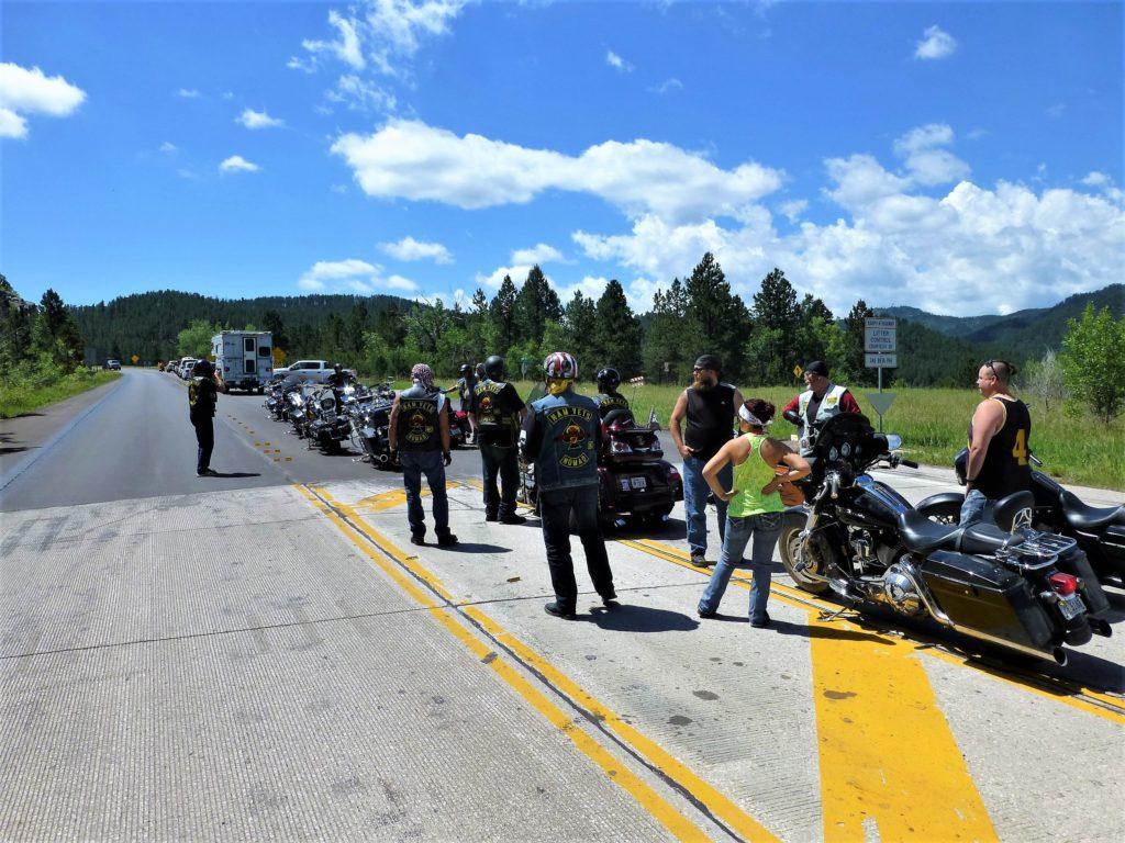 NR 2018 - it ain't always full throttle - Black Hills