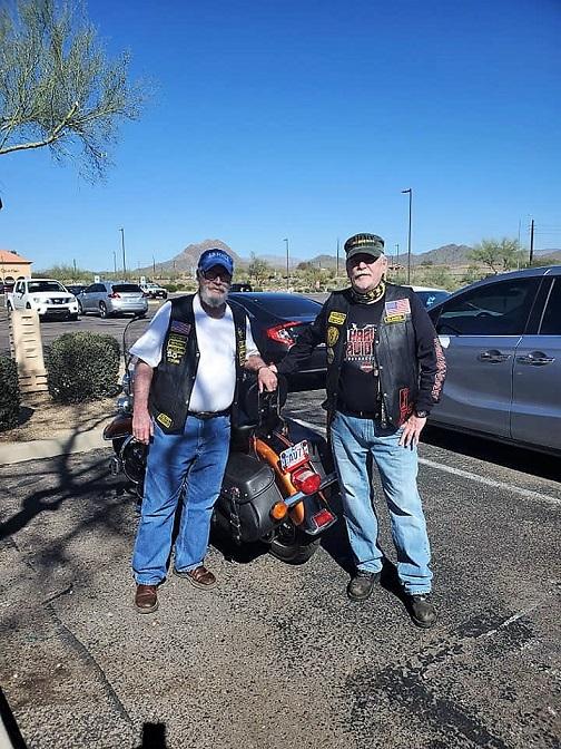 Nat'l Chaplain meets Southwest SAA.. .....Arizona  2021