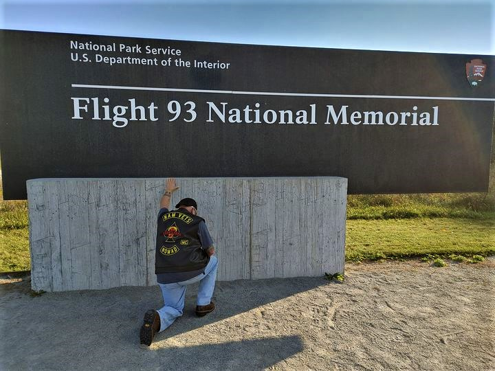 Northeast Reg. Pres. RTO pay'n Respects ...