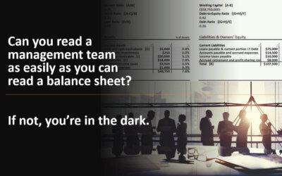 Private Equity – Understanding the Portfolio Management Team