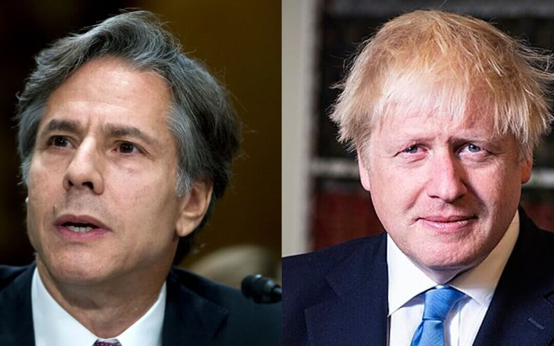 US and UK agree: We must maximise human potential and raise productivity.