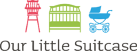 Our Little Suitcase Logo