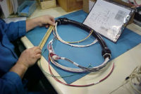 cable wire harness assembly