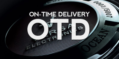 on time delivery