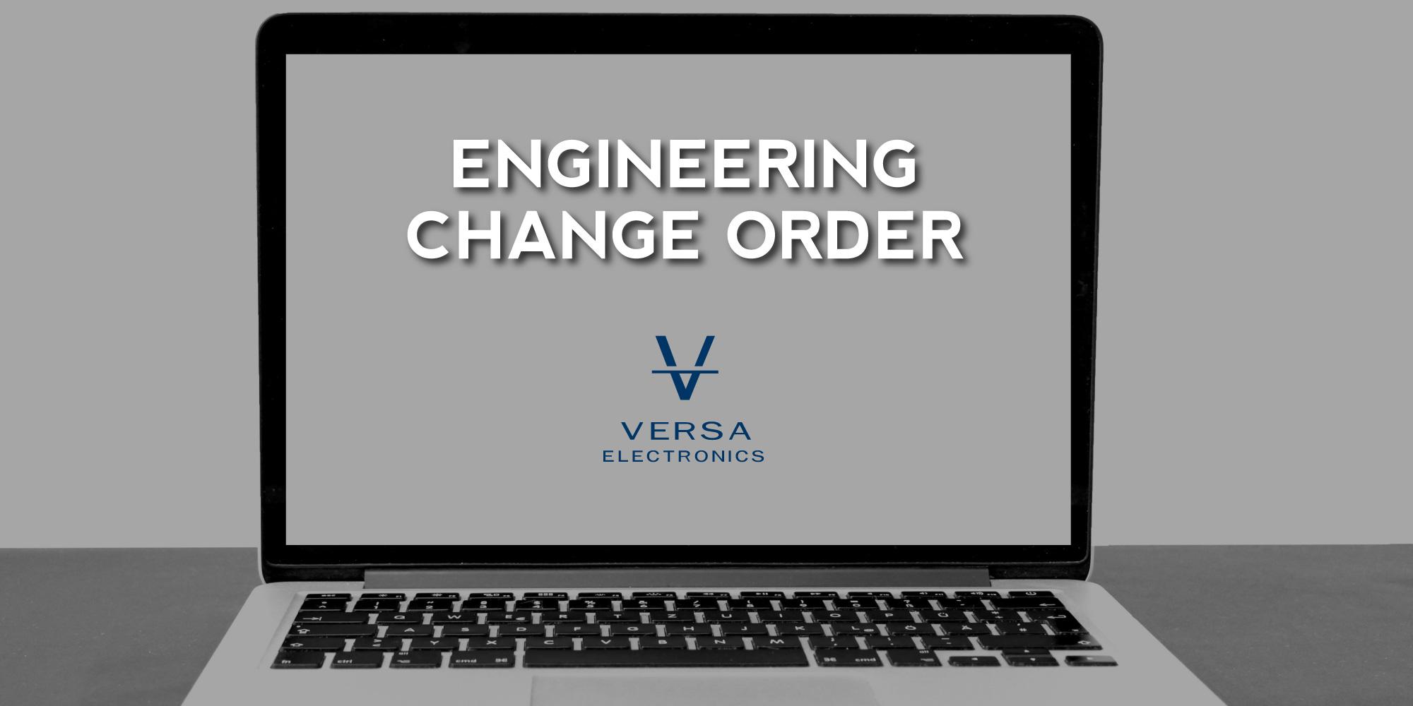 Engineering Change Order