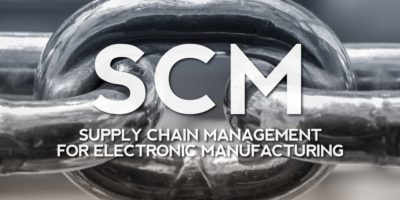 supply chain management for electronic manufacturing