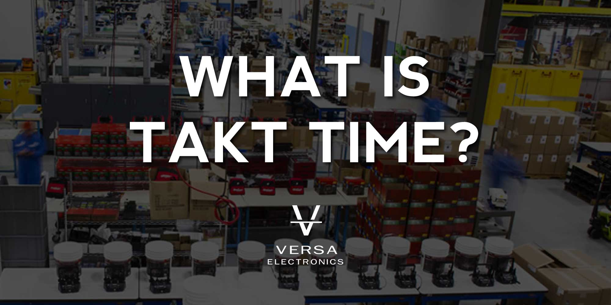 What is Takt Time?