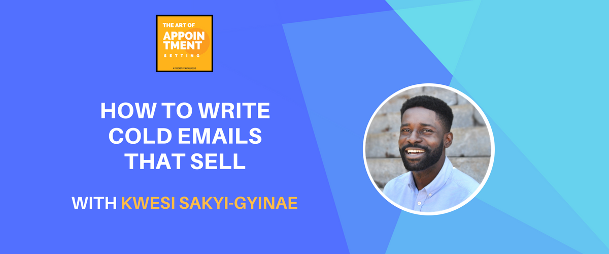 how to write cold emails that sell