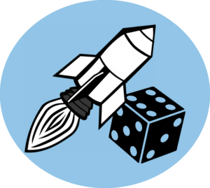 Rocket City Table Gamers Logo