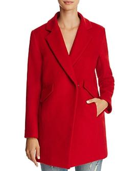 red coat single snap