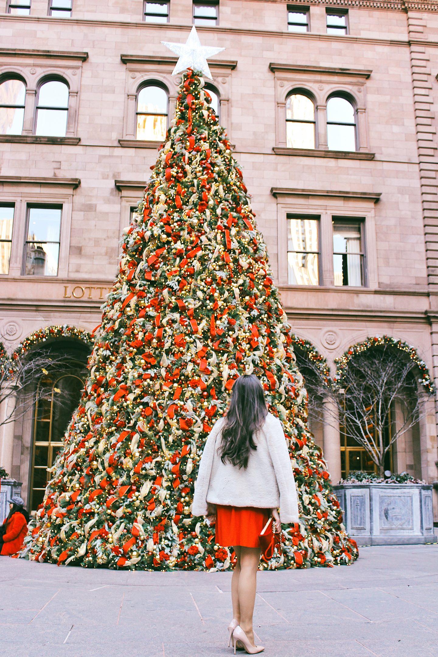 the palace hotel christmas tree ana florentina