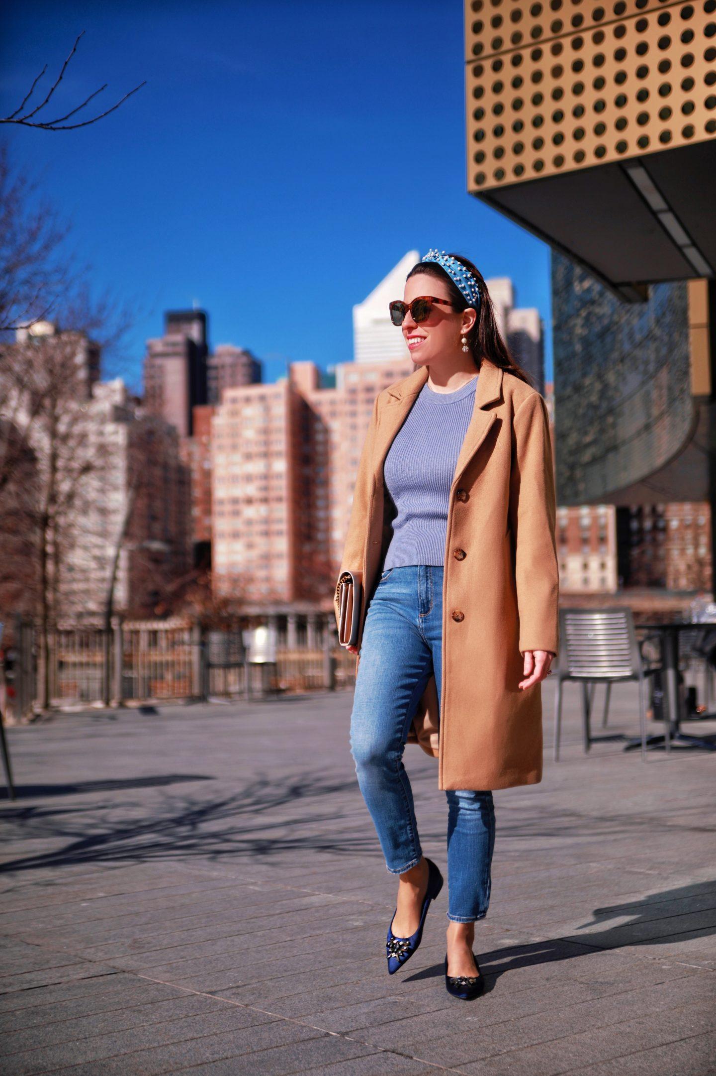 Ana Florentina in New York City