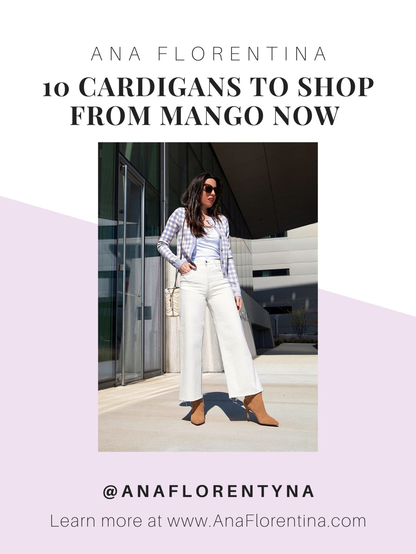 10 cardigans to shop from mango right now
