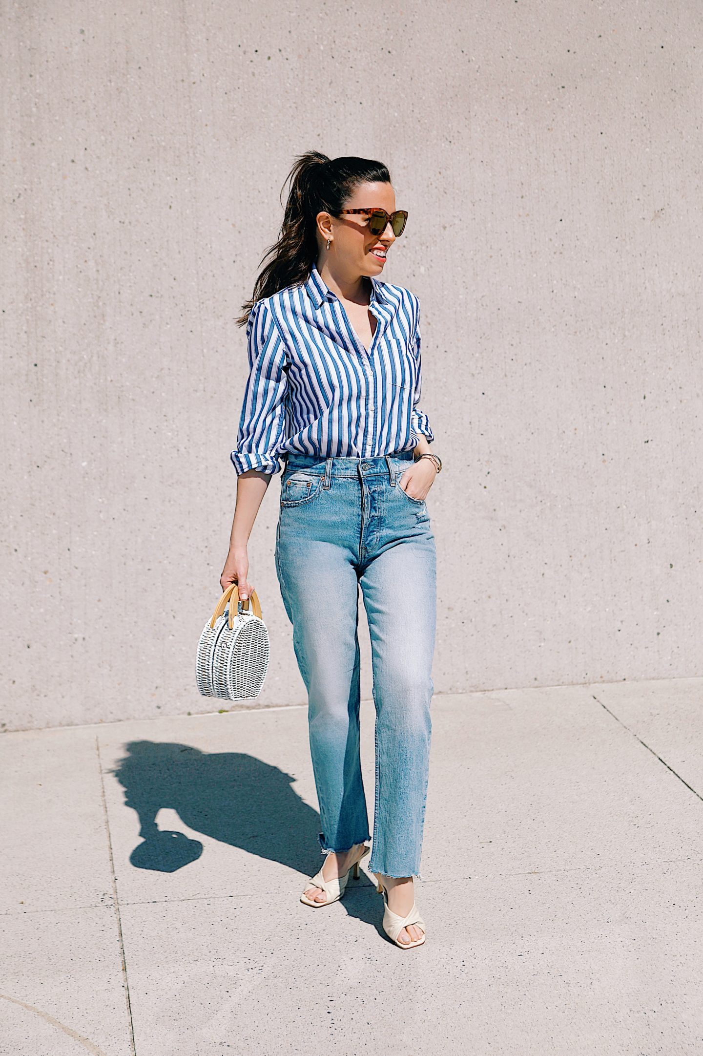 summer must haves from the gap by ana florentina