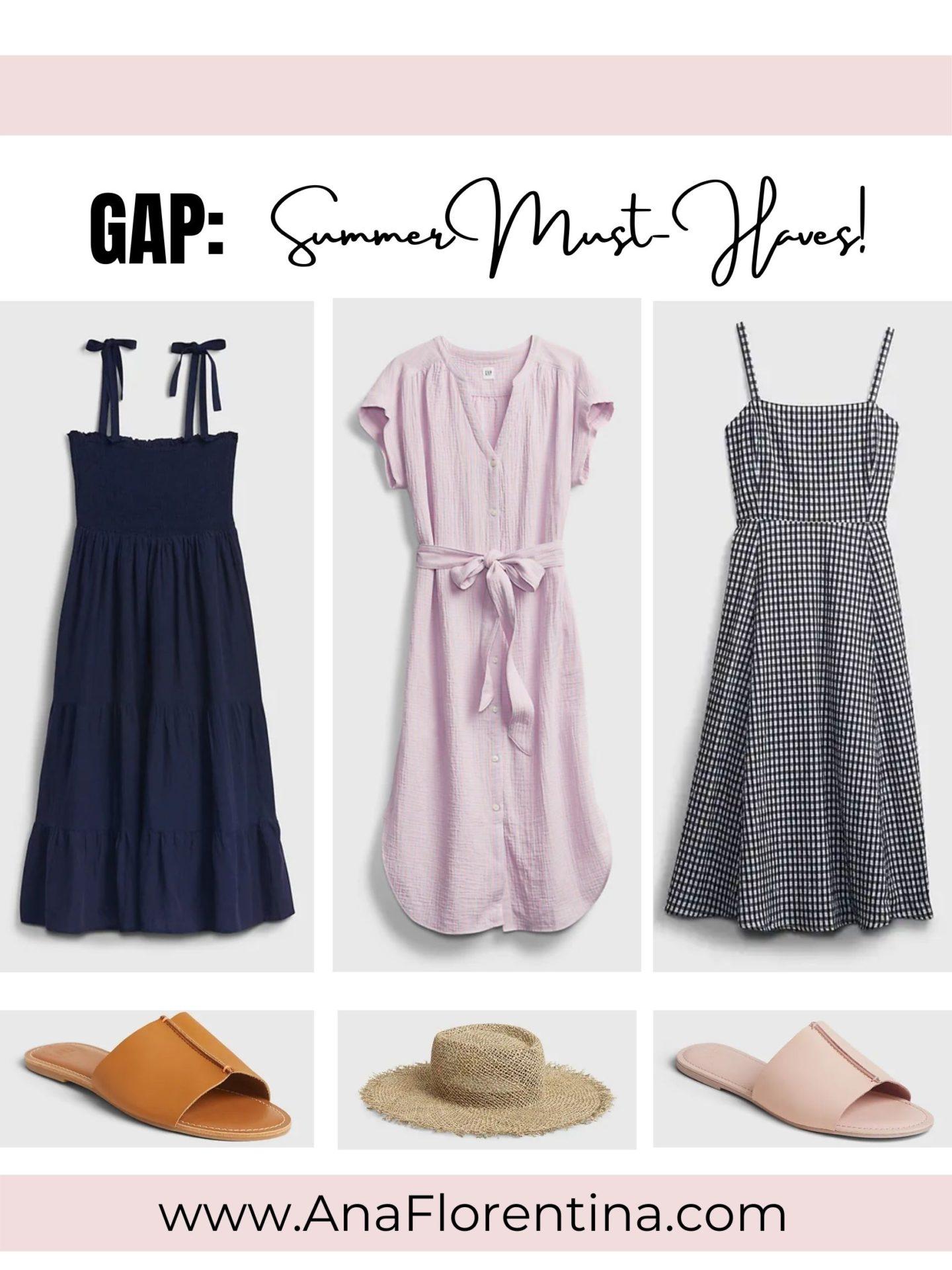 Gap Dresses Memorial Day Sale
