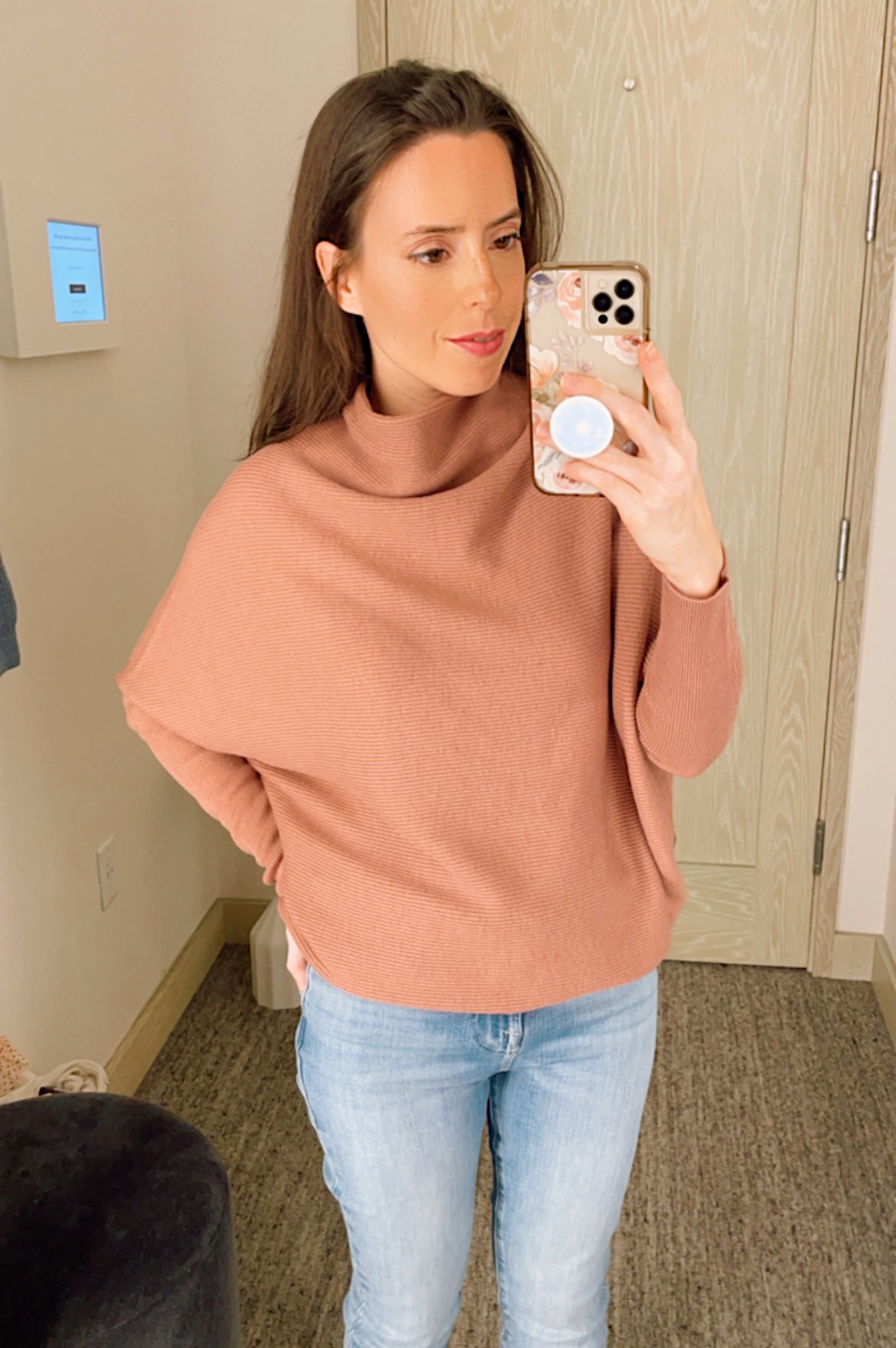All saints wool and cashmere sweater