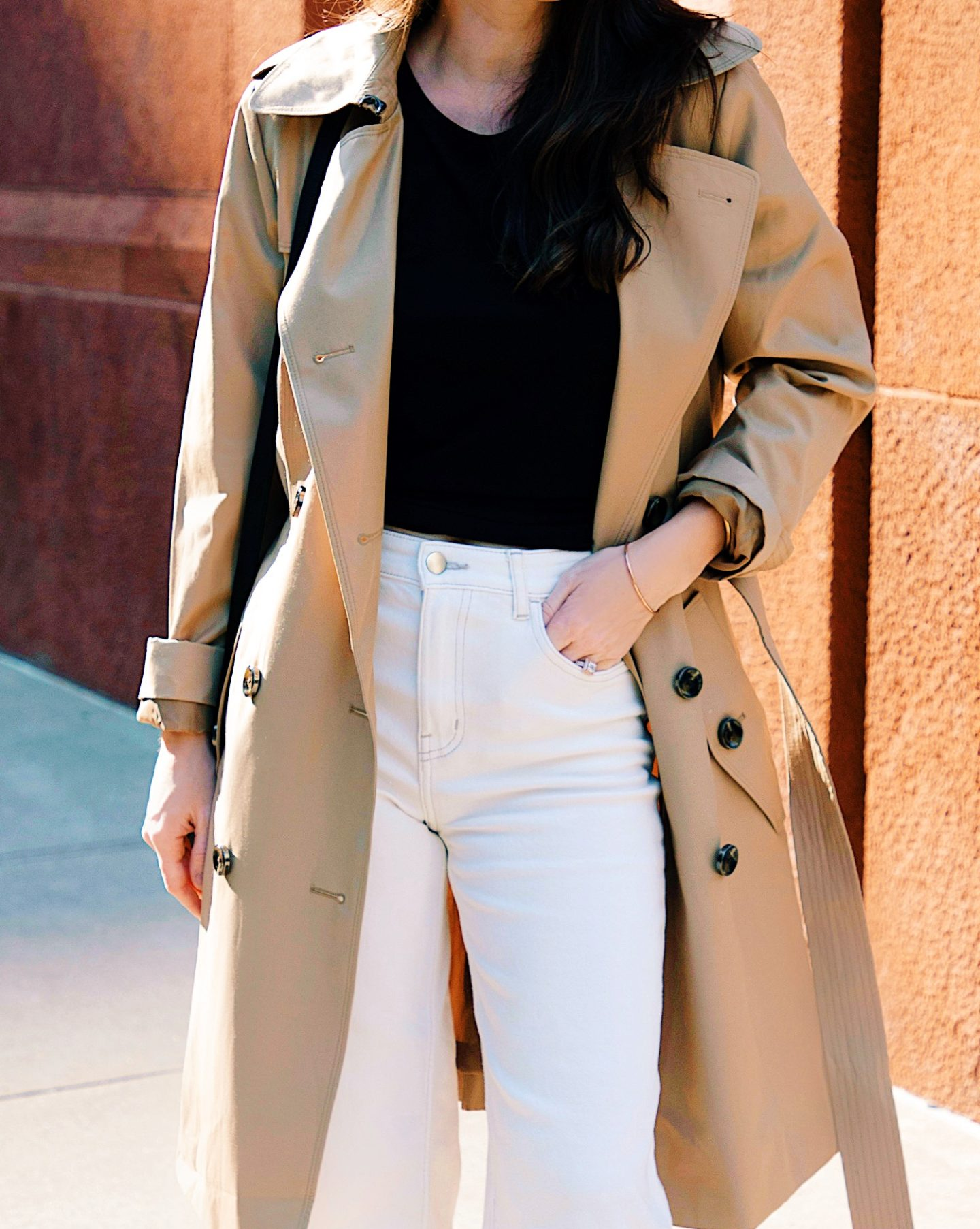 london fog trench coat review