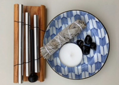 Sage & Chime Space Clearing Kit