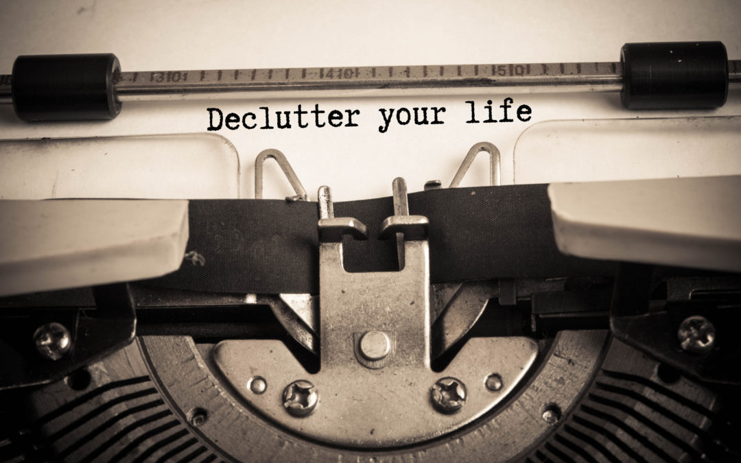 Tips on how to declutter your home