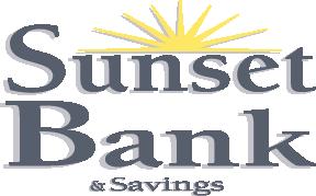 Sunset Bank & Savings Logo