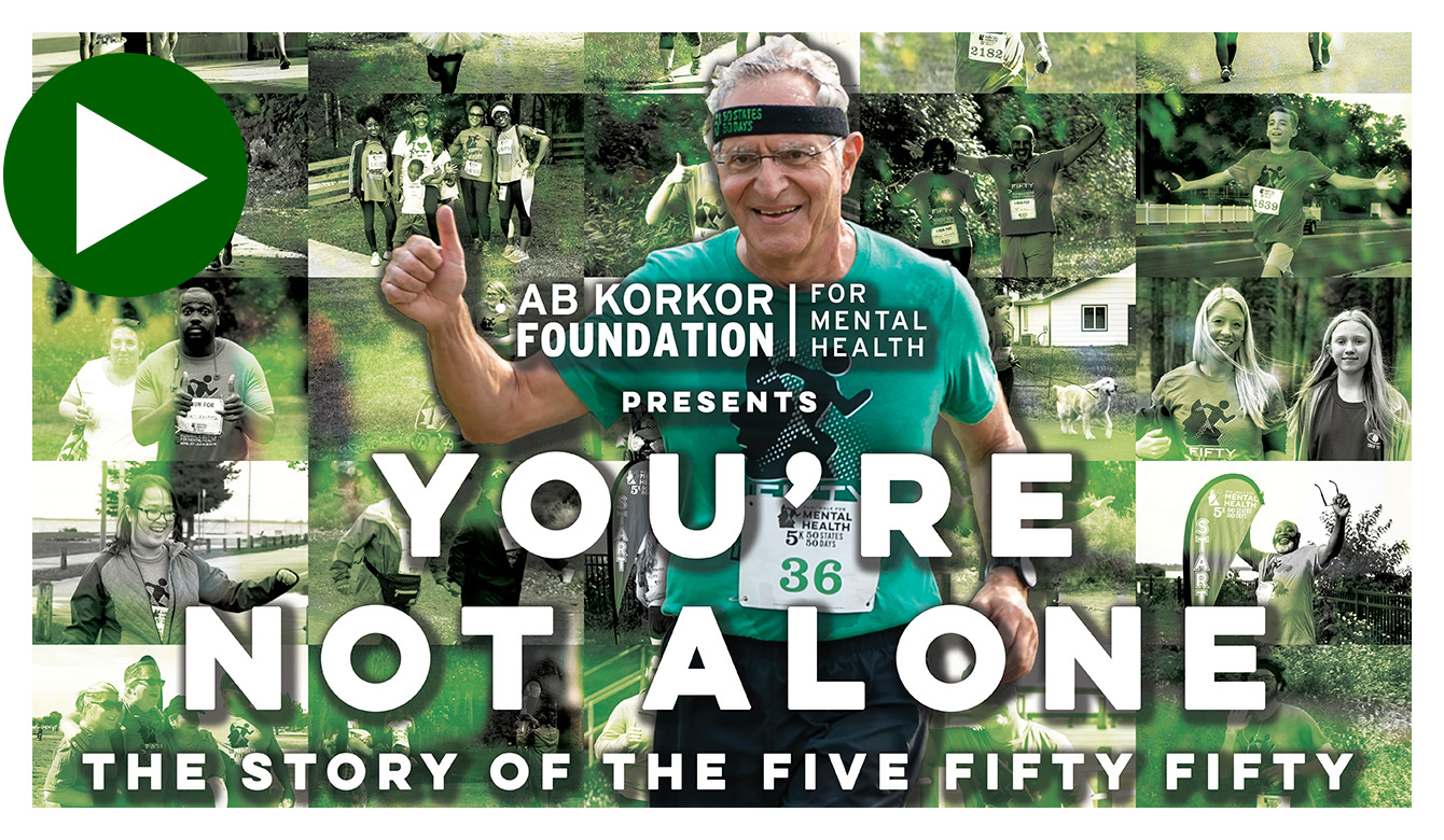 You're Not Alone: The story of the Five Fifty Fifty