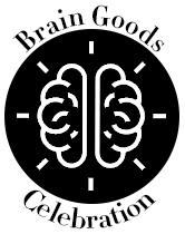Brain Goods Celebration Logo