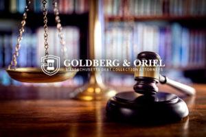 Goldberg & Oriel Massachusetts Debt Collection Attorneys