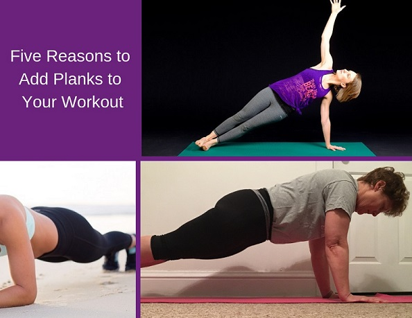 add planks to your workout