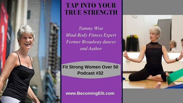 Tap Into your true strength Tammy Wise