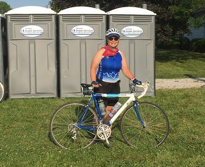 bike ride recap