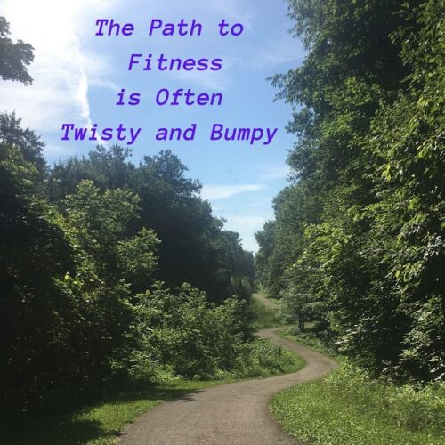The Path to Fitness is Often Twisty & Bumpy