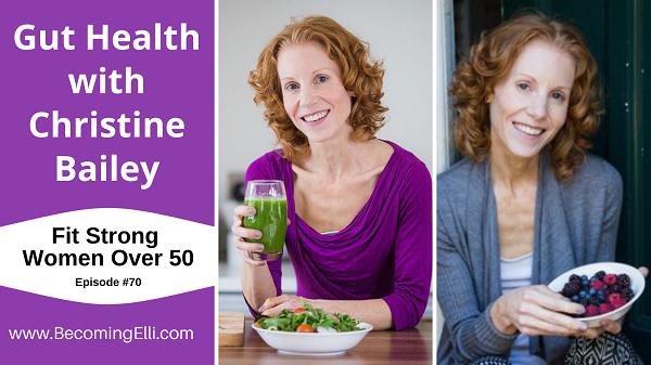 Gut Health with Christine Bailey