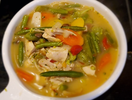 Quick and Easy Vegetable Ramen Soup
