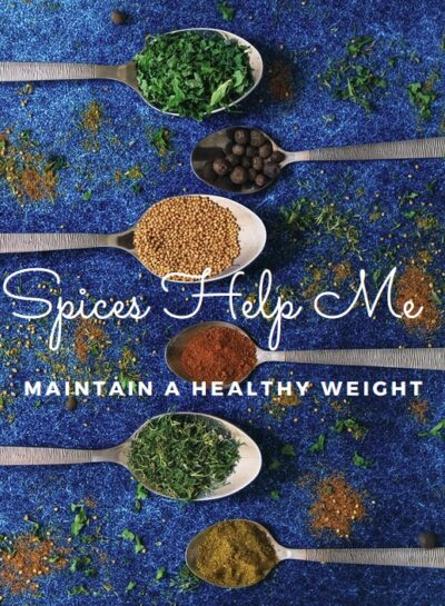 spices help me to maintain a healthy weight
