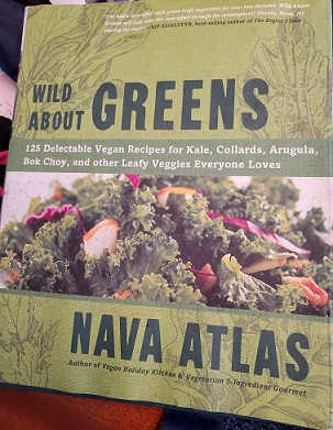 Review of Wild about Greens