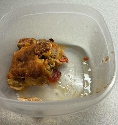 ides of march eggplant lasagna