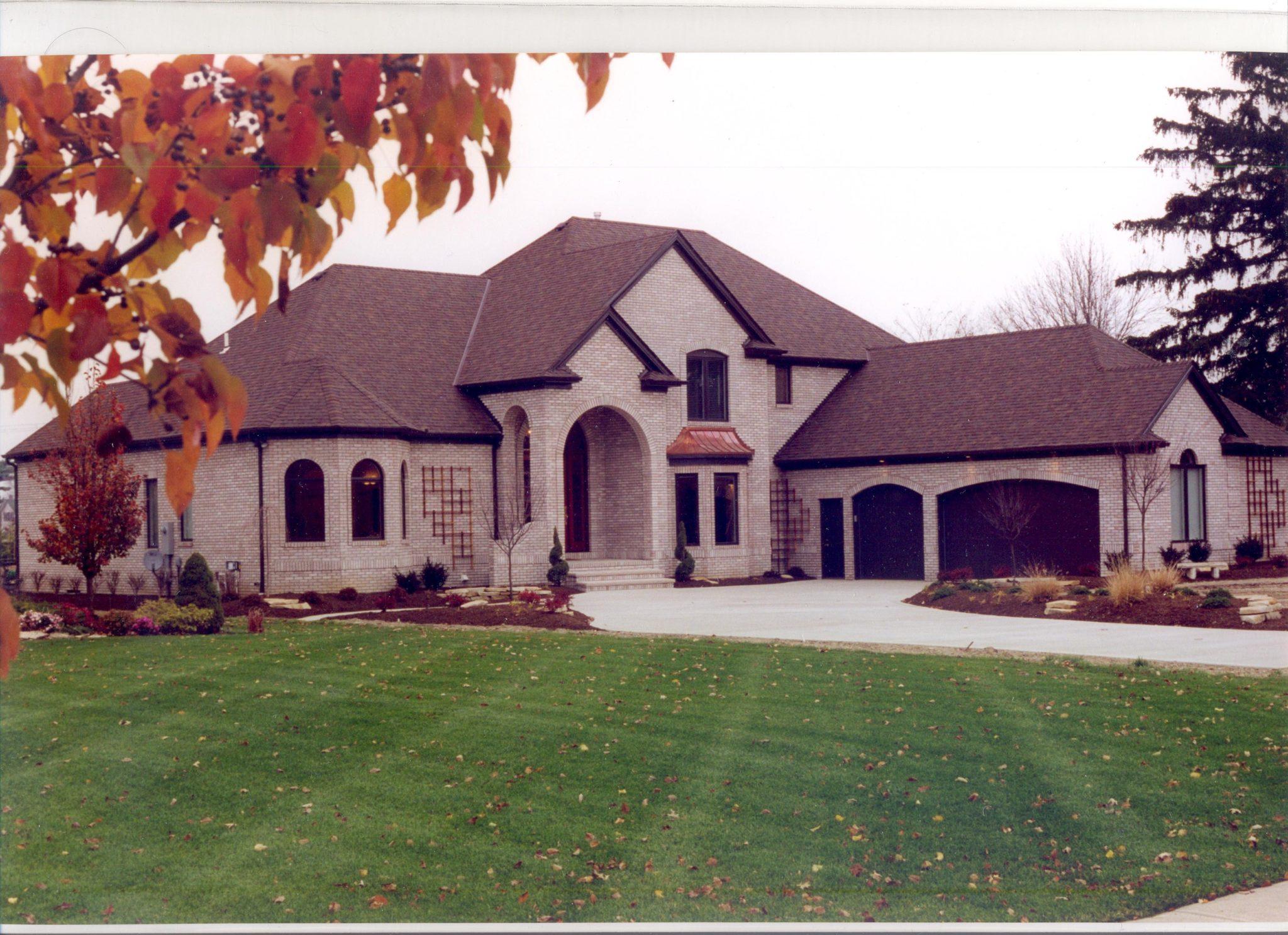 Custom Home from Galik Building in Avon OH