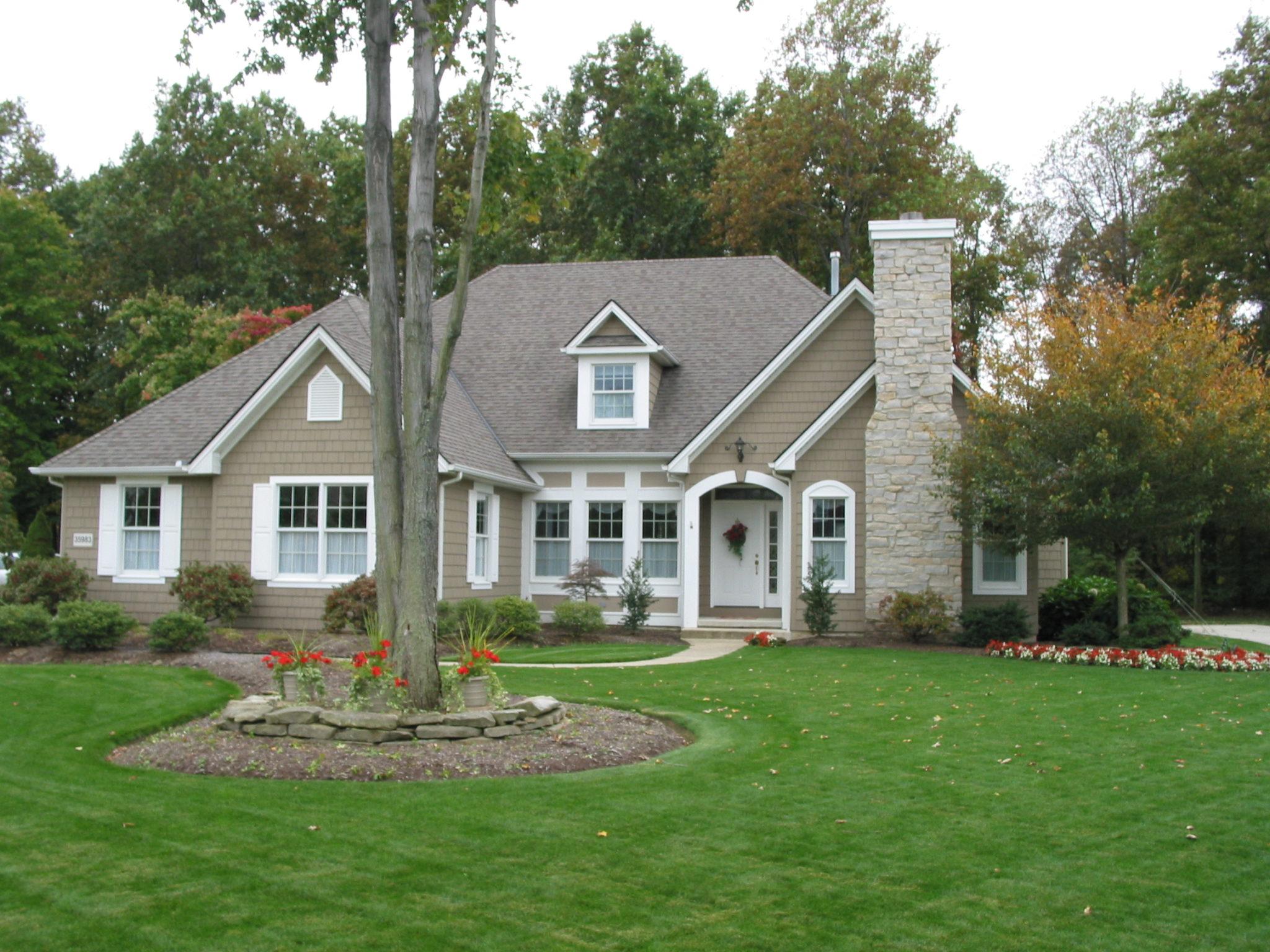 Custom Built Homes in Avon, Ohio from Galik Building