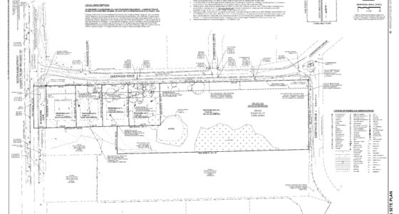 Deepwood Drive Development Project Page
