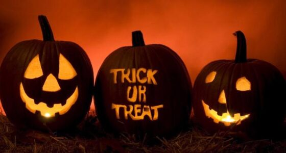 Trick or Treat Times 2021
