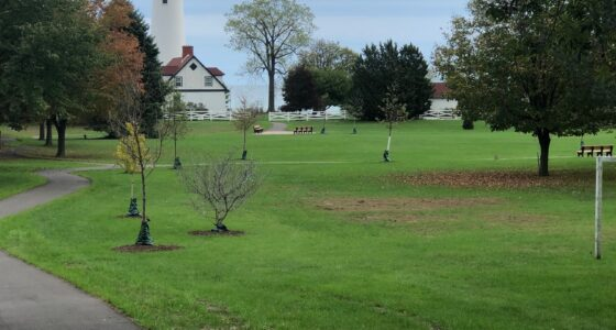 Lighthouse Grounds Beautification Project