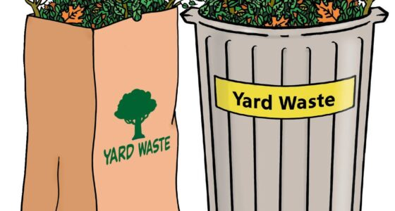 Yard Waste Pick Up Changes